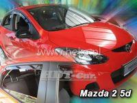 Ofuky oken MAZDA 2, 5D, 2009 =>, přední + zadní