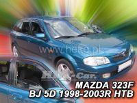 Ofuky oken MAZDA 323 BJ sedan, 4D, 1998 =>, přední
