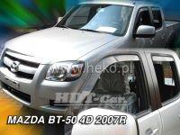 Ofuky oken MAZDA BT50, 4D, 2007 =>, přední + zadní