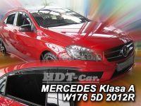 Ofuky oken Mercedes A W176 5D 2012 => přední + zadní