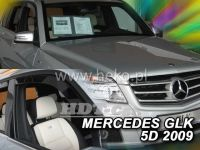 Ofuky oken MERCEDES GLK, 5D, 2009 =>, přední