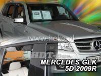 Ofuky oken MERCEDES GLK, 5D, 2009 =>, přední + zadní
