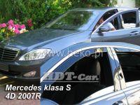 Ofuky oken MERCEDES S W221, 4D, 2005r, => přední