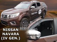 Ofuky oken Nissan Navara 2014 =>