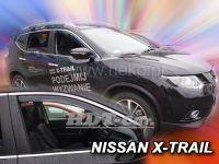 Ofuky oken Nissan X-Trail III 5D 2013r =>, 2ks prední
