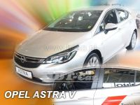Ofuky oken Opel Astra V K 5D 2015 htb => přední + zadní