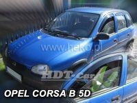 Ofuky oken OPEL Corsa B 5D, 93-2001