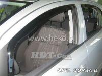 Ofuky oken OPEL Corsa D 5D, 2006 =>, přední