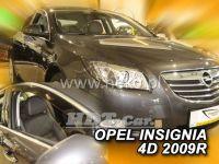 Ofuky oken OPEL Insignia 4D, 2009 =>, přední
