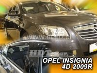 Ofuky oken OPEL Insignia 4D, 2009 =>, přední + zadní
