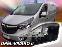 Ofuky oken Opel Vivaro II D 2014r =>, 2ks přední