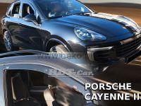 Ofuky oken Porsche Cayenne 5D 10R =>, přední