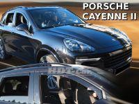 Ofuky oken Porsche Cayenne 5D 10R =>, přední + zadní