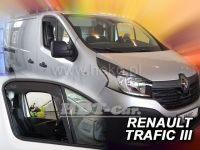 Ofuky oken Renault Trafic III 2014r =>, 2ks přední
