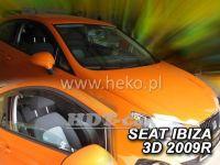 Ofuky oken SEAT Ibiza 3D, 2009 =>, přední
