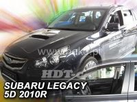 Ofuky oken SUBARU Legacy 4/5D, 2010 =>, přední