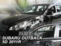 Ofuky oken SUBARU Outback 5D, 2010r =>, přední