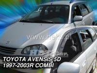 Ofuky oken Toyota Avensis 5D 97-2003, combi, přední + zadní