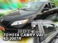 Ofuky oken Toyota Camry V40 4D 2007, přední + zadní