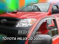 Ofuky oken Toyota Hilux 2D 8/2006, přední