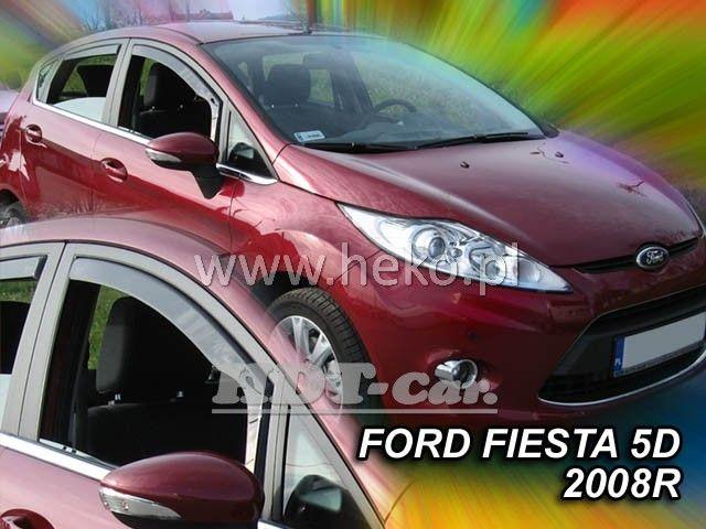 Plexi, ofukyFord Fiesta 5D 2008 => přední HDT