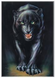 Samolepka na auto puma (kočka) - 35 x 50cm AVISA