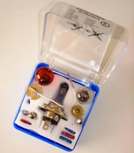 Univerzální servisní box H7+H1, 12V tuning