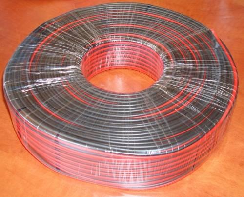 Elektroinstalační kabel - dvoulinka 1mm iz