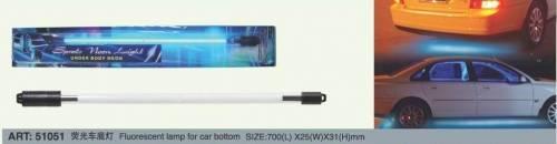 Neonová trubice 380mm - rozdělená na barevné třetiny Vyrobeno v EU