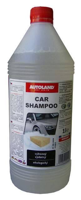 Šampon na mytí automobilu 1 litr nano