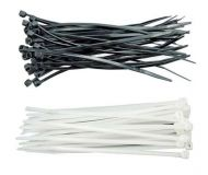 Upínací pásek na kabely 280 x 4,8 mm 100 ks bílý
