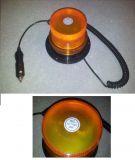 Maják magnetický oranžový 100 LED, 24V