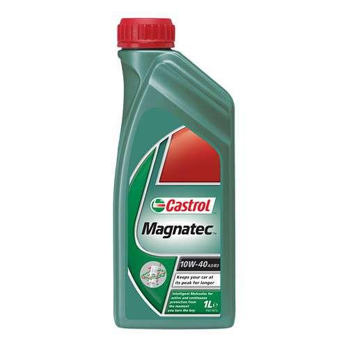 Motorový olej Castrol magnatec 10W-40 A3/B4 1 litr