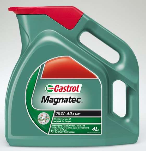 Motorový olej Castrol Magnatec 5W-40 C3 4litry