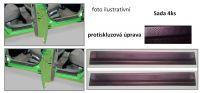 Kryty prahů tvrzený plast pro Mercedes Viano / Vito 2003-2011r